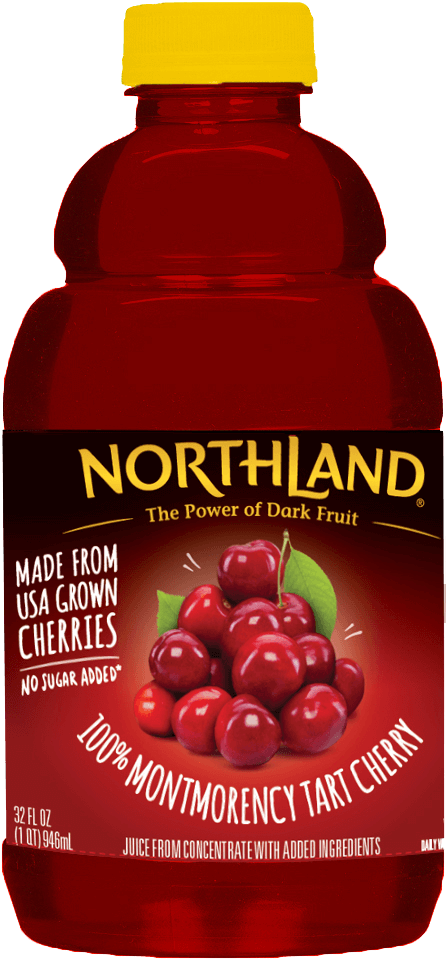 100% Montmorency Tart Cherry